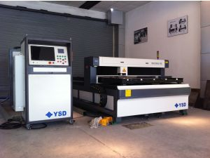 YAG Sheet Metal Laser Cutting Machine